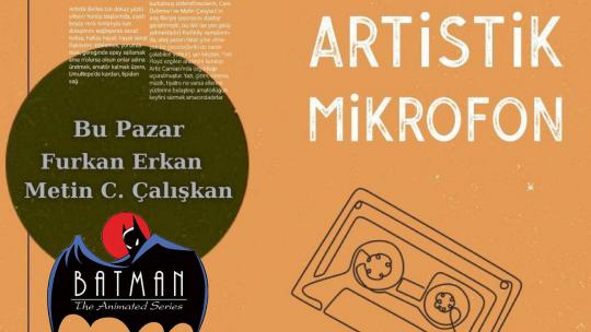 Furkan Erkan – Metin C. Çalışkan: Batman the Animated Series