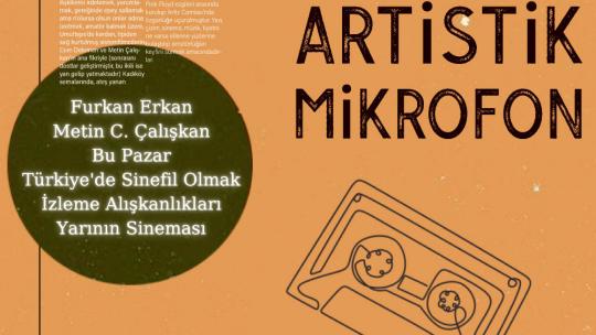 Furkan Erkan, Metin C. Çalışkan: Sinefil, İzleme Alışkanlıkları, Yarının Sineması