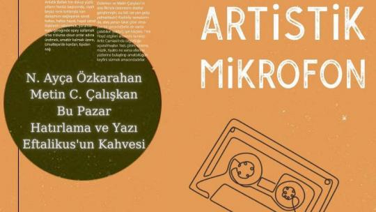N. Ayça Özkarahan – Metin C. Çalışkan: Hatırlama ve Yazı, Eftalikus'un Kahvesi