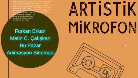 Furkan Erkan, Metin C. Çalışkan: Animasyon Sineması