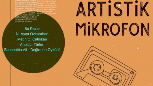 N. Ayça Özkarahan – Metin C. Çalışkan: Anlatıcı Türleri, Sabahattin Ali'nin Değirmen Öyküsü
