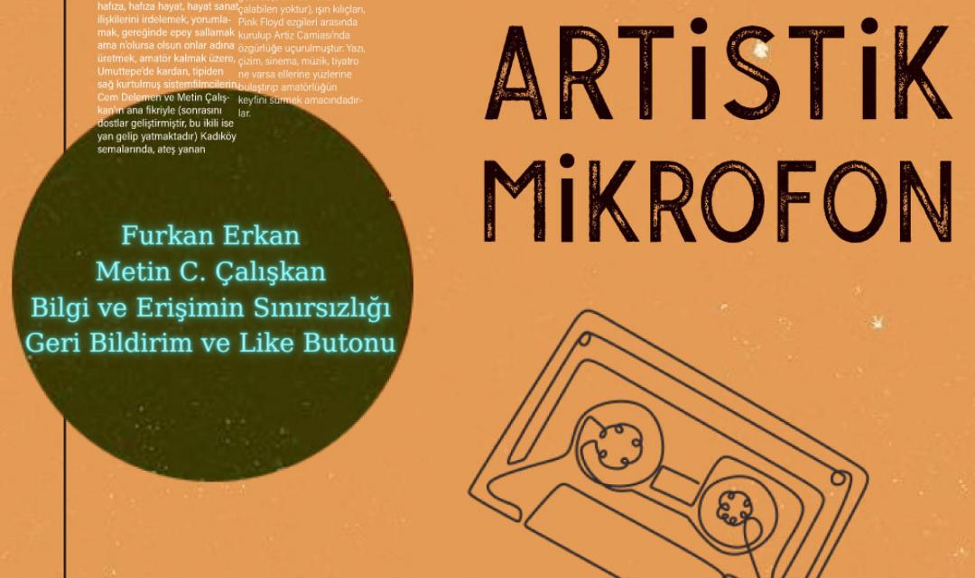 Furkan Erkan-Metin C. Çalışkan: Bilgi ve Erişimin Sınırsızlığı, Geri Bildirim ve Like Butonu