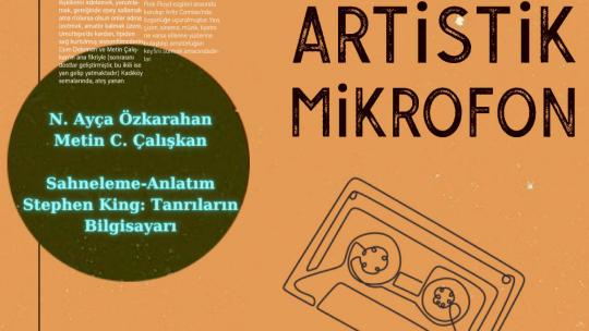 N. Ayça Özkarahan-Metin C. Çalışkan: Sahneleme, King: Tanrıların Bilgisayarı